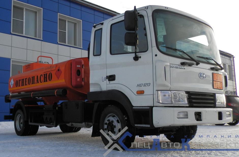 АТЗ 7 на Hyundai