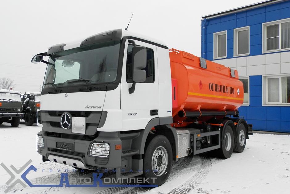 АТЗ 17 на Mercedes-Benz