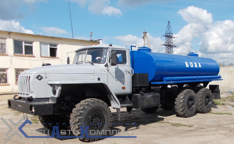 АЦПТ-9.5 на шасси Урал
