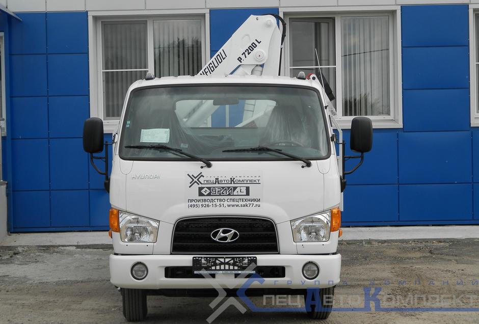 КМУ Hyundai HD 120