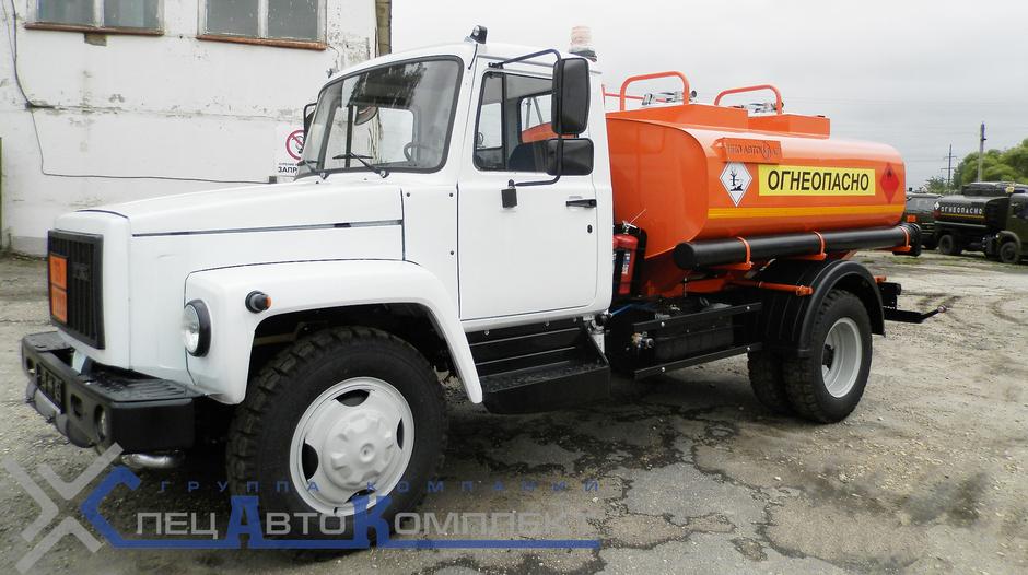 АТЗ 4,9 ГАЗ-3309