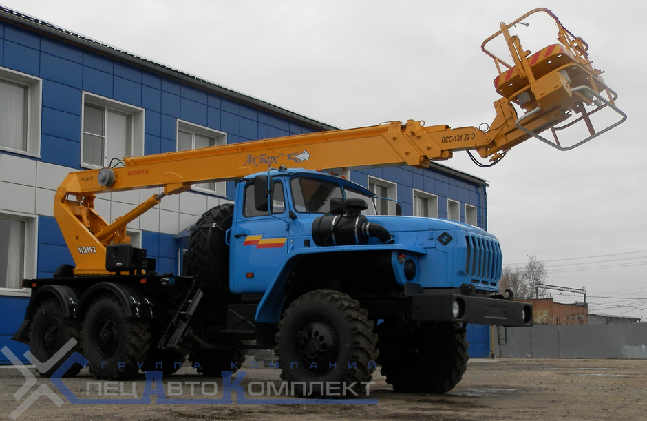 АГП 22 Урал 4320