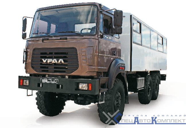 Урал 3255-79 (6x6, 22 мест, 240 л.с)